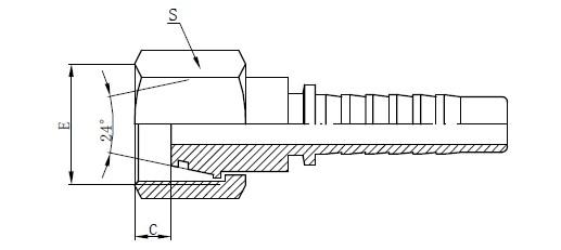 Recambios de montaxe hidráulica