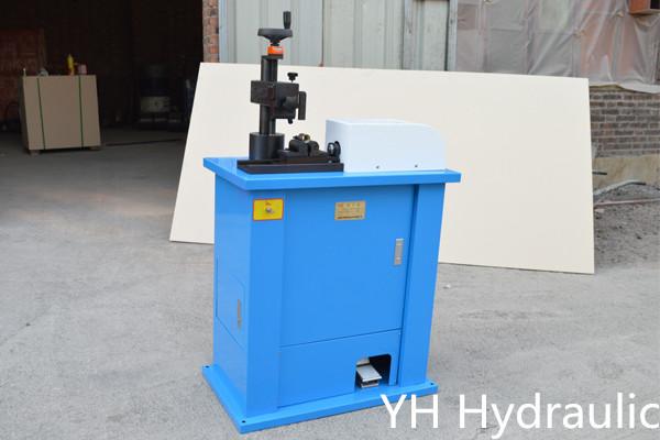 Máquina de marcado hidráulico