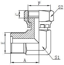 Deseño de rótulos metálicos en aro