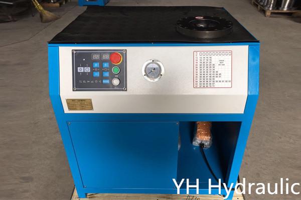 Máquina de prensado de porco